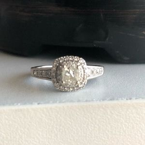 KAY ENGAGEMENT RING